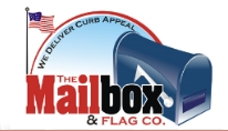 The Mailbox and Flag Company in Mundelein, IL.