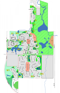 Valley Lakes Pond Number Overview